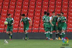 El Leganés ganó en el campo del filial rojiblanco.