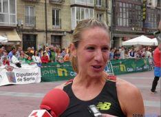Estela Navascués estará en los Juegos Olímpicos de Río de Janeiro.
