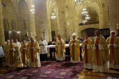 Monseñor Melgar ha sido obispo de Osma-Soria durante ocho años.