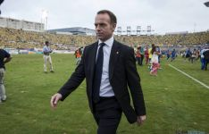 El presidente del Real Zaragoza, Christian Lapetra.