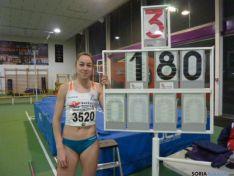 La saltadora entrenada por Enrique Marquez consigue la medalla de bronce en Río de Janeiro.