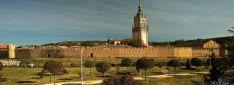 La torre de la catedral burgense mide 70 metros de altura.