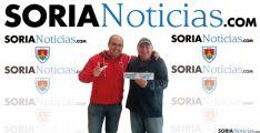 Ganadores del sorteo Numancia - Lugo