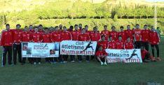 Los atletas compiten en Soria.