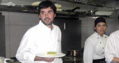 Oscar García, del restaurante Baluarte./SN