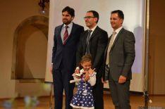 Uno de los momentos de la gala de FOES. / SN