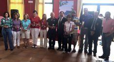 Ganadores y jugadores del torneo.