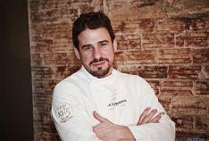 El cocinero Javier Estévez