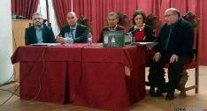 Grijalbo (izda.), Alonso, Blanco, Omeñaca y J. Santa Clotilde.