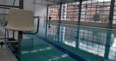 La piscina de La Juventud en su inauguración. / SN