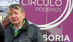 Carmelo Romero, de Podemos Soria./SN