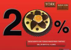 Pastelería Café Nueva York y York