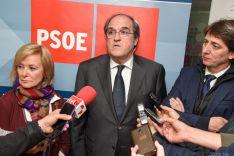 Ángel Gabilondo en Soria. /Ana Isla