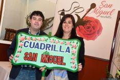 Cuadrilla de San Miguel; Catapán. /Ana Isla