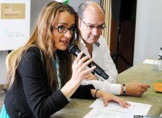 Isabel Madruga y Antonio Barreñada, responsables de CSI-F Educación
