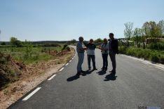 Foto 3 - Diputación ultima la mejora de las carreteras a Valdenebro y a Rioseco
