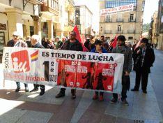 Manifestación del Primero de Mayo 2016