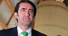 El consejero de Medio Ambiente, Juan Carlos Suárez-Quiñones. / SN