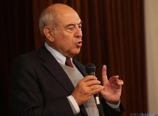 José Antonio Marina, en el Sagrado Corazón de Soria.