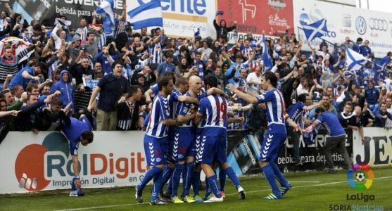 El Alavés, principal beneficiado en la última jornada.
