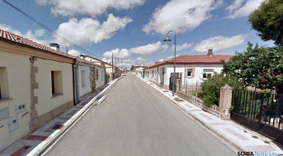 Una de las calles de La Barriada, en la capital. / GM