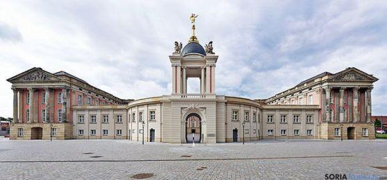 El parlamento de esta región alemana. / vitra.com
