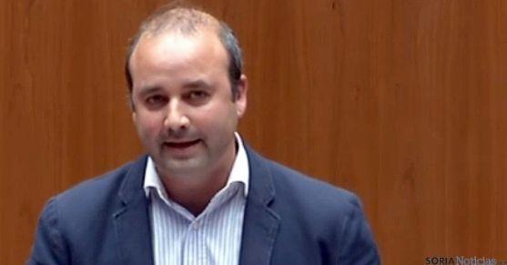 David Castaño, procurador de C´s.