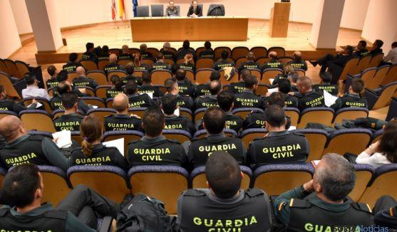 Imagen de una de las ponencias. / Jta.