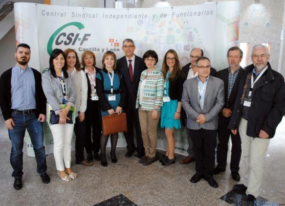 Comité ejecutivo autonómico del nuevo sector de Educación de CSI-F