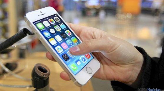 Un  teléfono móvil con tecnología 4G. / SN