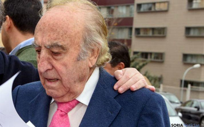 El empresario olvegueño Emiliano Revilla. / SN