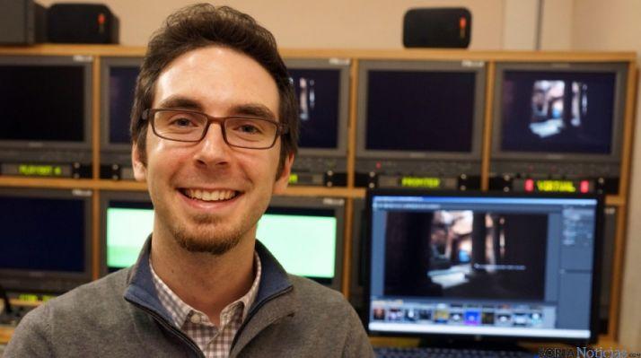 El cineasta soriano Pedro Estepa./SN