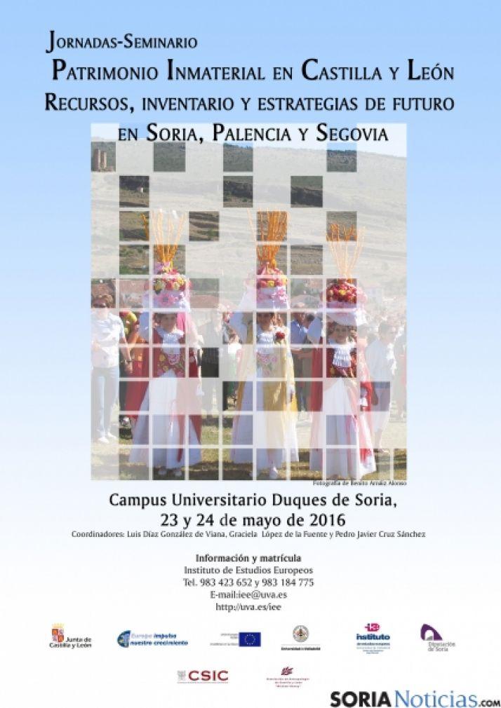 Foto 1 - Jornadas sobre patrimonio inmaterial en el Campus de Soria