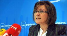 Mar Angulo, candidata del PP al Senado./SN