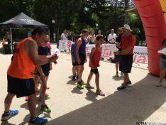 Campeonato de España de Biatlón de categorías inferiores. /FED. TRIATLON C-L