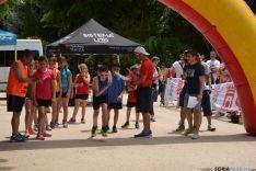 Campeonato España Biatlón categorías inferiores. /SN