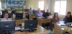 Participantes en el taller de FOES.