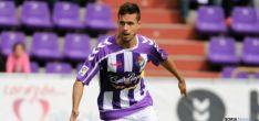 El nuevo jugador numantino./Real Valladolid