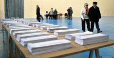 Mesa electoral.