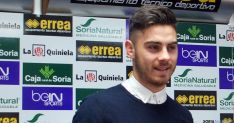 Naumoff, en su presentación en Soria./SN