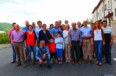 Encuentro con los socialistas de Ólvega y la comarca