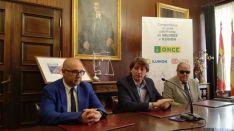 Imágen del cupón de la ONCE presentado hoy. SN