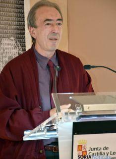 José Ángel Rodríguez, uno de los docentes homenajeados./Jta.