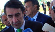 El consejero de Medio Ambiente J. Carlos Suárez-Quiñones./SN