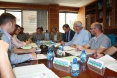 Reunión de la Comisión de Caza de Castilla y León