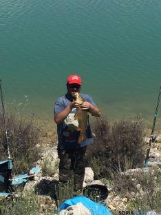 Jornada entretenida de pesca