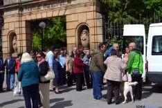 Día de la ONCE de Castilla y León en Soria