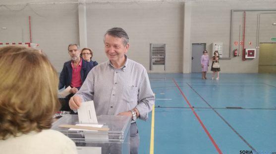 Candidato de Unidos Podemos por Soria. SN