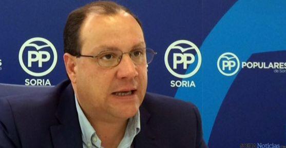 Pedro Antonio Heras, procurador del PP.