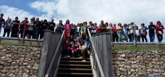 Reciente viaje de la agrupación a Burgos.
